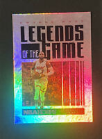 2020-21 NBA Hoops DWYANE WADE Legends Of The Game Holo Foil /199!!