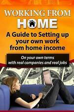 Working From Home: A Guide To Setting Up Your Own Work From Home Income: On your