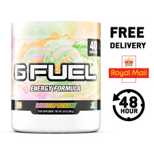 G Fuel Tub Rainbow Sherbet Tub (40 Servings) - UK SELLER - GFuel
