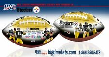 Nfl 100Th Anniversary Pittsburgh Steelers Legacy Art Football Joleen Jessie