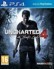 Uncharted 4 (PS4) A Thief's End PS4 COMME NEUF