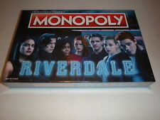 Riverdale Monopoly Board Game NEW SEALED