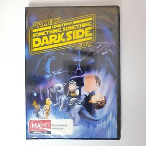 Family Guy Something Dark Side DVD Free Post Region 4 AUS - Comedy Star Wars