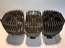 KAWASAKI H2 750 Triple Cylinder and Head X 3 - 72 mm Massive Jugs Need New Owner