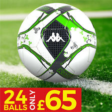 24 x Kappa Donato Size 5 Footballs White **Amazing Offer** **While Stock Lasts**