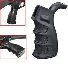 Tactical Rifle Ergonomic Rear Combat Pistol Hand Grip Foregrip With Storage