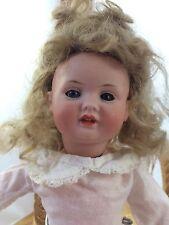 """Antique German Doll Bahr & Proschild 585 Bisque Head Composition Body 12"""""""