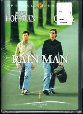 Rain Man Special Edition DVD, New Sealed