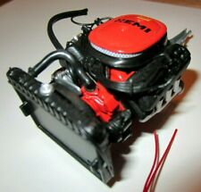 1:18 Detailed Wired ACME 426 HEMI Engine and Wired Battery Air Filter SUPERBIRD