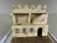 King & Country Fort f Alamo /Desert wars/Adobe Structure Pewter NOT FOAM 54mm