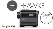 HAWKE 41001 LASER-ENTFERNUNGSMESSER JAGD 600m 6x21 Standard Regen oder Jagdmodus
