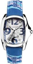 CHRONOTECH OROLOGIO DONNA PARAH BLU PELLE CT.7988L/61 89€ SOTTOCOSTO