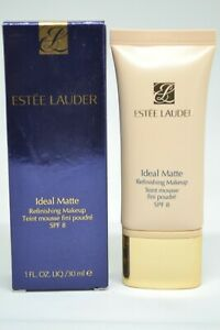 Estee Lauder Ideal Matte Refinishing Makeup SPF 8 BNIB 1fl.oz/30ml~choose shade~