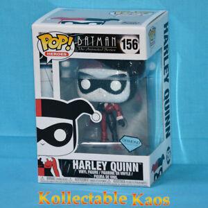 Batman: The Animated Series - Harley Quinn Diamond Glitter Pop! Vinyl (RS) #156
