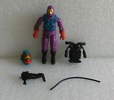 VINTAGE GI JOE HASBRO 1988 COBRA TOXO-VIPER HOSTILE ENVIRONMENT 100% EXCELLENT