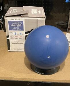 Storm Pro Motion 15 LB NIB Bowling Ball Rare!