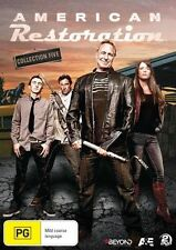 American Restoration : Collection 5 (DVD, 2014, 2-Disc Set)-FREE POSTAGE