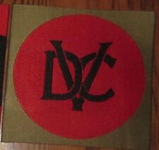 VDC - VOLUNTEER DEFENCE CORPS COLOUR PATCHES -AUSTRALIAN WW2