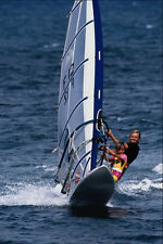 568064 Tandem Sailing With A Child A4 Photo Print