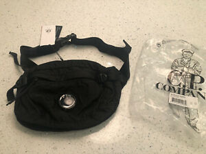 BNWT CP COMPANY Waist Bag crossbody shoulder waist belt bum Bag Total Eclipse