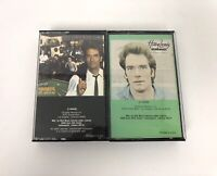 Huey Lewis and The News 2 Cassette Lot Picture This Sports