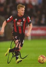 BOURNEMOUTH: MATT RITCHIE SIGNED 6x4 ACTION PHOTO+COA