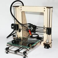 Reprap Mendel Prusa i3 original or Rework Frame 6 mm Ply or Acryl for 3D Printer