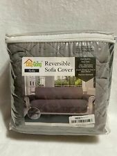 Easy-Going Sofa Slipcover Reversible Sofa Cover Furniture Protector Couch Cover