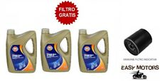 3 LITRI OLIO MOTORE + FILTRO OLIO APRILIA ETX TUAREG 600 86/92