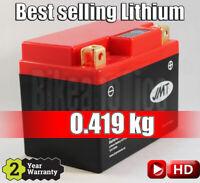 JMT Lithium Motorcycle Battery YTX5L - KTM EXC-F 250  - 2007 - 2017