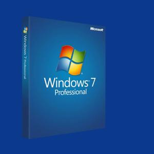 Microsoft Windows 7 Professional 32/64 Bit Lizenz key - Lebenslange