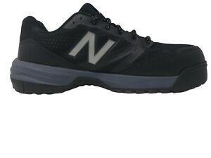New Balance Industrial 589 Steel Toe Work Sneaker - Men's Size 12, Black