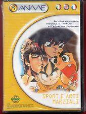 ANIME - Enciclopedia Interattiva - SPORT e ARTI MARZIALI - CD-ROM