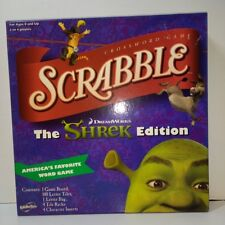 Scrabble The Shrek Edition Sababa Toys Crossword Game