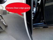 Fit 2002-2010 SATURN CHROME DOOR EDGE GUARD Protector Trim 4pcs Kit