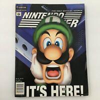 Nintendo Power Magazine November 2001 #150 Luigi's Mansion & Super Smash Bros.