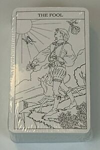 Tarot Fortune Cards Pack Giovanni Caselli 2004 Brand New Sealed