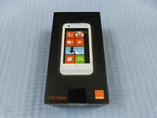 HTC Radar 8GB Metall Silber! Neu & OVP! Ohne Simlock! Unbenutzt! RAR!