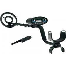 Bounty Hunter Tracker IV Metal Detector with Bonus Pinpointer - TK4GWP1