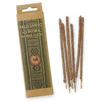 Incense Sticks Palo Santo and Copal - Power & Purification - 6 Incense Sticks