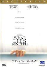 What Lies Beneath ~ Michelle Pfeiffer Harrison Ford ~ DVD WS dts ~ FREE Shipping