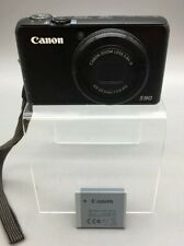 CANON PowerShot S90 10MP Digital Camera w/ Battery - Fast Ship - G24