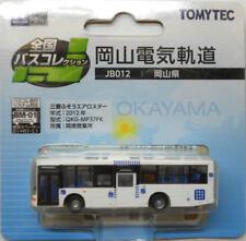 1/150 N scale TOMYTEC The Bus Collection - OKAYAMA-KEN BUS JB012