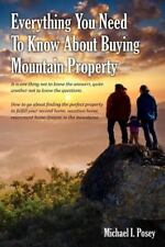 Everything You Need to Know about Buying Mountain Property : It Is One Thing...