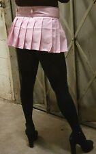 Onorevoli donne circolare Tartan Minigonna con elastico waistband-new colore