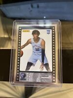 2019-20 Panini NBA Sticker/Card Collection Ja Morant #82 Silver Foil RC Invest
