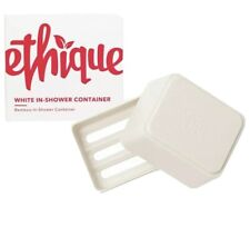 Ethique White Bamboo - Sugarcane In-Shower Storage Container 1 ea