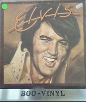 ELVIS PRESLEY WELCOME TO MY WORLD LP RCA Victor PL12274 1977 VG+ / VG