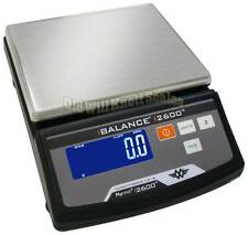 My Weigh i-2600 0.1g Digital Precision Balance Jewelry Coin Scale Gold iBalance
