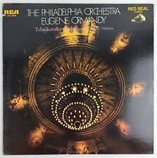 Ormandy TCHAIKOVSKY Symphony No.6 -  RCA LSC-3058 Philadelphia Orchestra